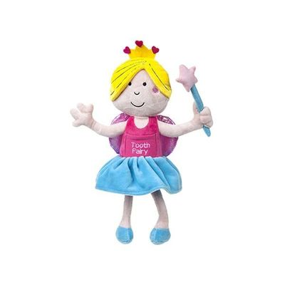 30 Cm Tooth Fairy Doll On Backing Card
