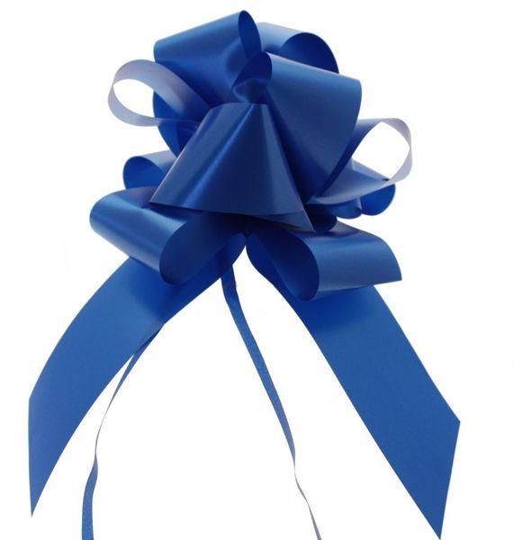 Royal Blue Pull Bow