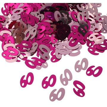 Pink Shimmer 60 Confetti