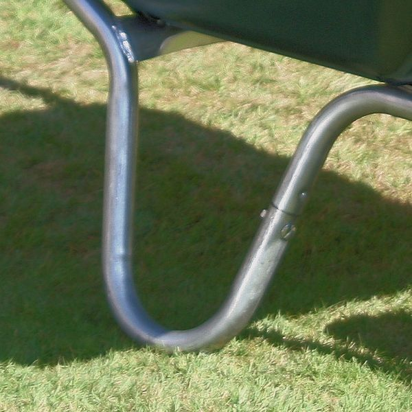 Green Clipper Wheelbarrow Base