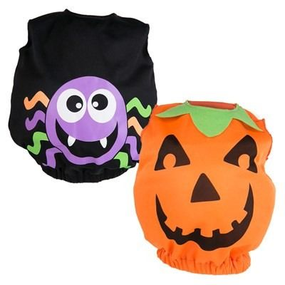 Halloween Toddler Outfit pumpkin and spider