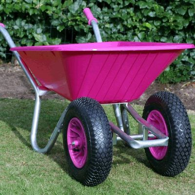 Pink Duo Clipper Wheelbarrow