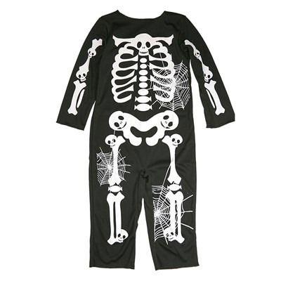 Halloween Toddler Skeleton Costume