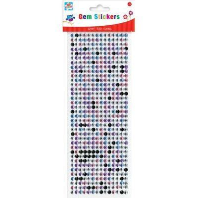 Activity -  Gem Stickers