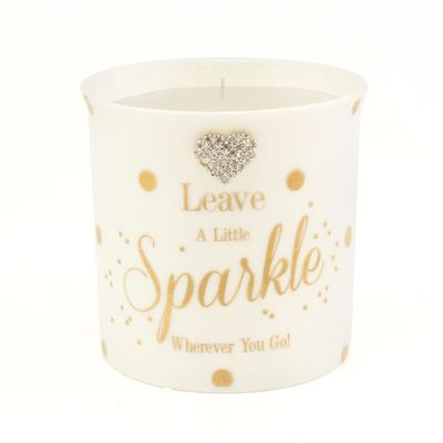 Mad Dots Sparkle Candle  by Leonardo Collection