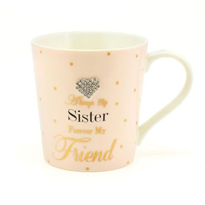 Mad Dots Sister Mug  by Leonardo Collection