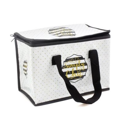 Simply Chic Lunch Bag  by Leonardo Collection