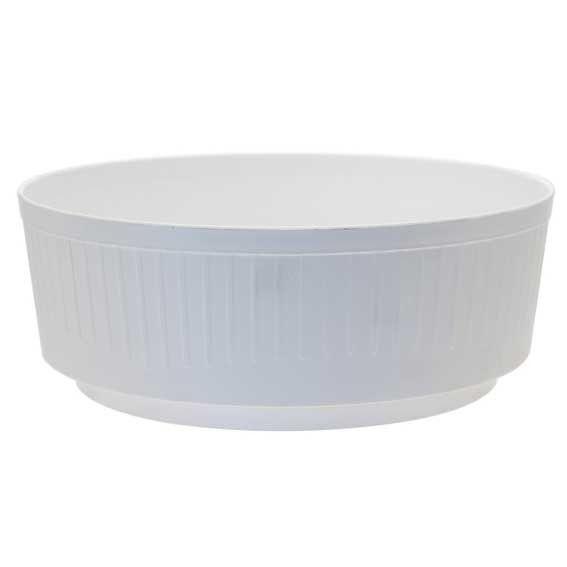 White Bulb Bowl