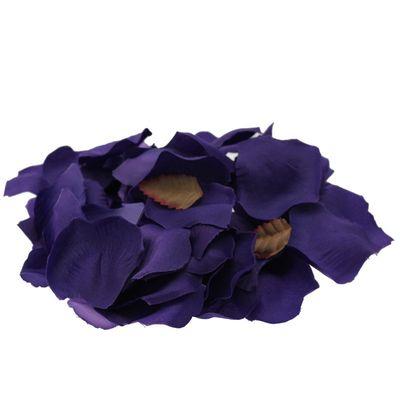 Deep Purple Rose Petals