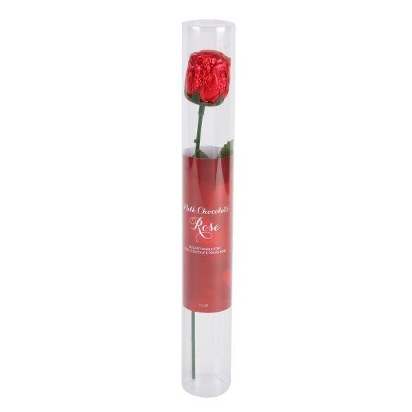 Lasting Memories Hollow 18g Chocolate Rose Cdu