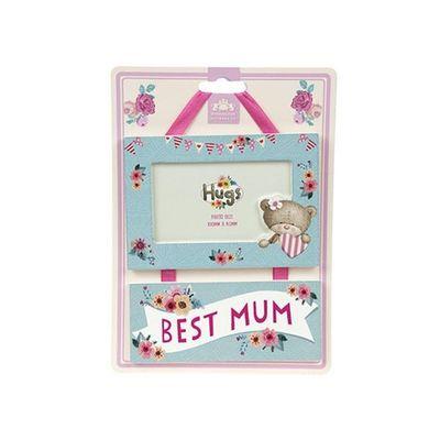 Hanging Mum Photo Frame On Card