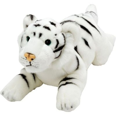 Yomiko Resting White Tiger Medium