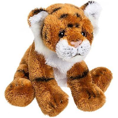 Yomiko Sitting Brown Tiger