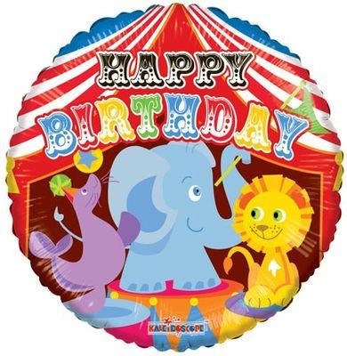 Birthday Circus Balloon