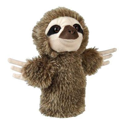 Sloth Puppet 24cm - By Ravensden