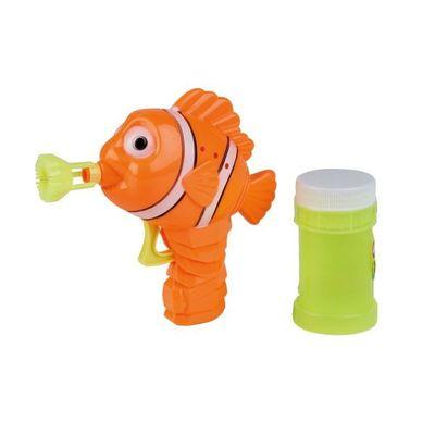 Clown Fish Bubble Gun