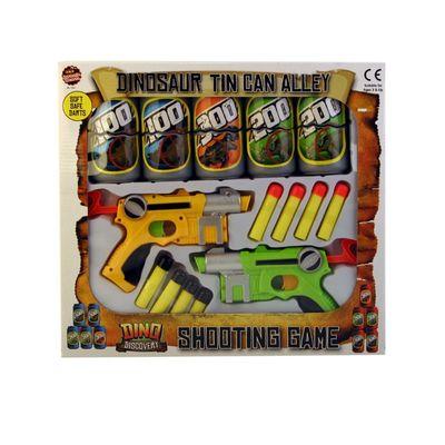 Dinosaur Tin Can Alley Game