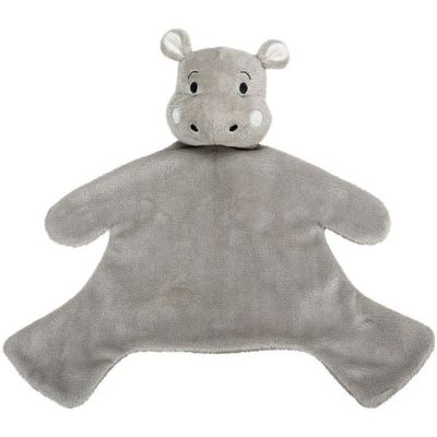 Hippo Blankie - Bubbles By Suki Gifts