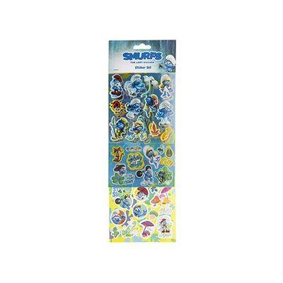 Smurfs 3 Pc Sticker Pack