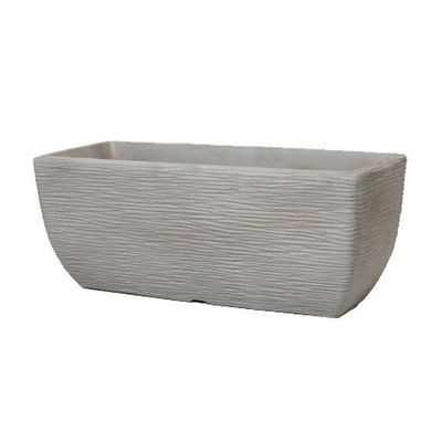 Limestone Grey Cotswold Planter 60cm Trough