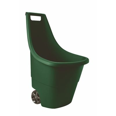 Dark Green Easy Go Breeze 50 Litre Barrow