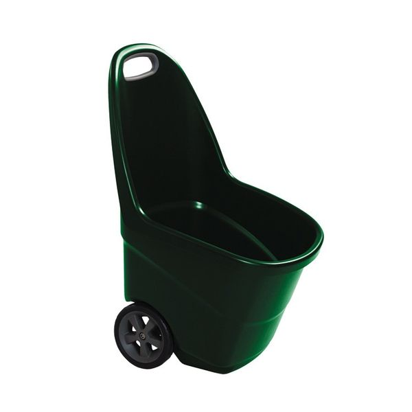 Black Easy Go 62 Litre Barrow