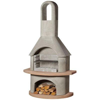 Buschbeck Carmen Masonry Barbecue 59009