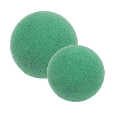 Oasis 7 cm foam sphere pack of 12