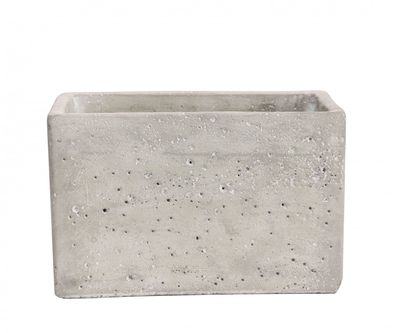 Tank Cement Flower Pot 13cm