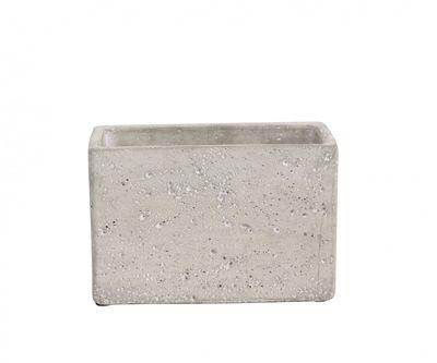 Tank Cement Flower Pot 10.5cm