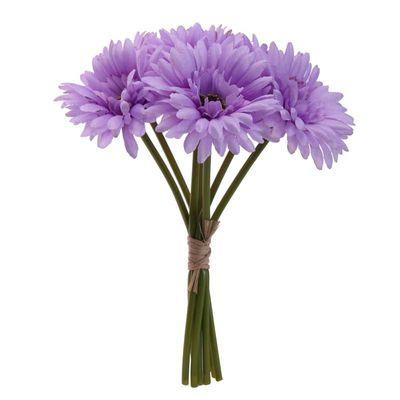 Lavender Gerbera Bunch