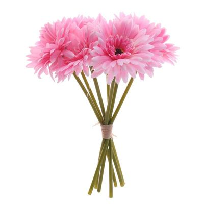 Pink Gerbera Bunch
