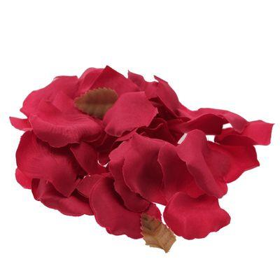 Hot Pink Rose Petal Confetti