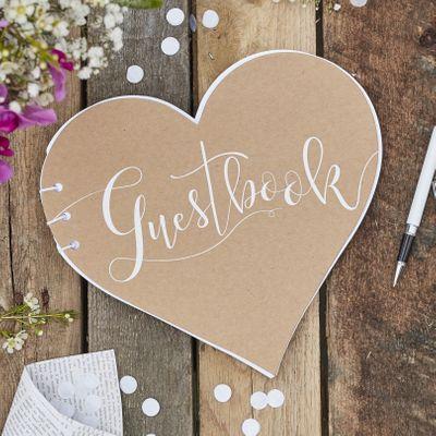 Heart Guestbook