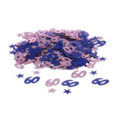 60 confetti