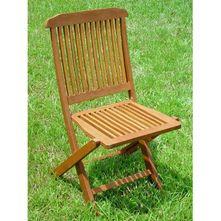 Carlisle Folding Hardwood Chair