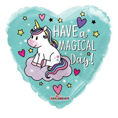 Magical Day Unicorn Balloon
