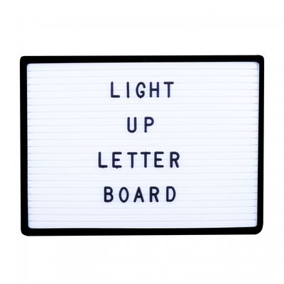 A4 LED Peg Board