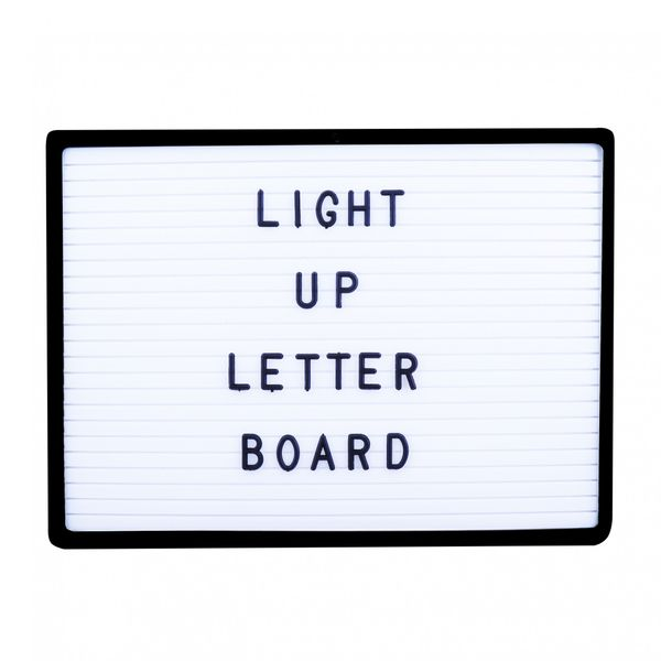A4 LED Peg Board