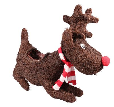 Salim Lying Moose Planter (44cm)