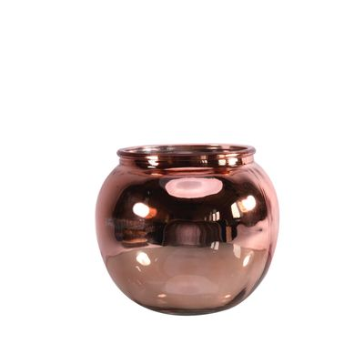 Mercury Rose Gold Bubble Bowl (10cm)