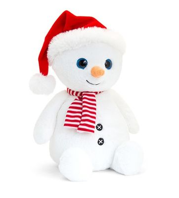 Snowman Soft Toy