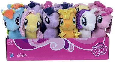 Assorted My Little Pony Soft Toys