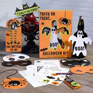 Happy Halloween Trick and Treat Kit