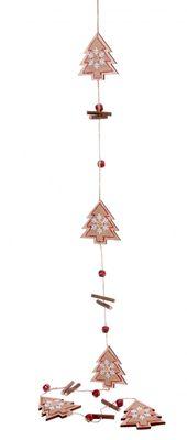Christmas Hanging Tree Decoration