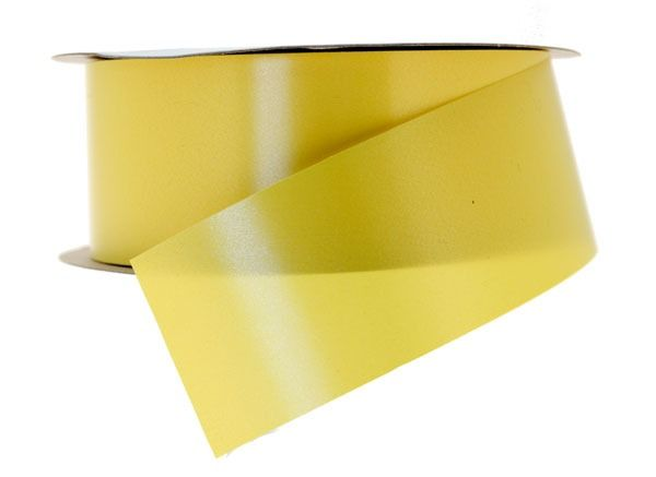 Daffodil Polyprophene Ribbon