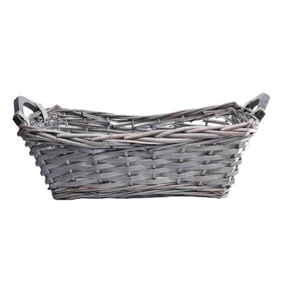 Grey Rectangle Tray 44cm