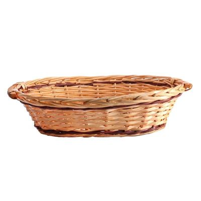 Oval Two Tone Tray 50/54cm