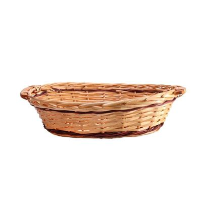 Oval Two Tone Tray 44/48cm