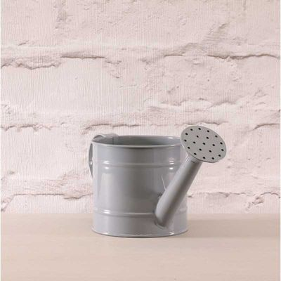 Small Grey Watering Can 10cm